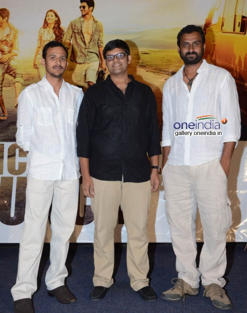 Paathshala Film Trailer Launch Photos