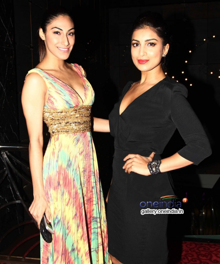 Gionee FHM 100 Sexiest Women in the World 2014 Party Photos