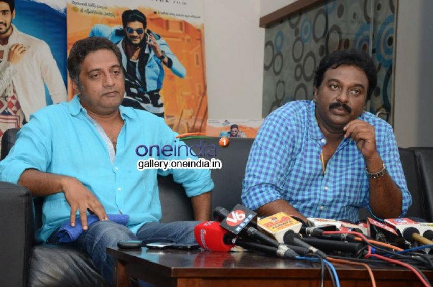 Alludu Sreenu Press Meet Photos