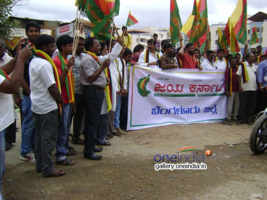 Protest by Parents Against Child Abuse in VIBGYOR School Photos