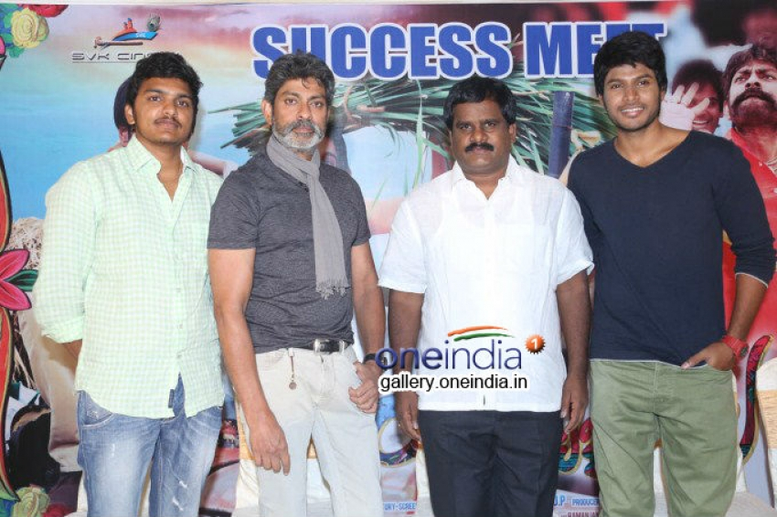 Ra Ra Krishnaiah Sucess Meet Photos