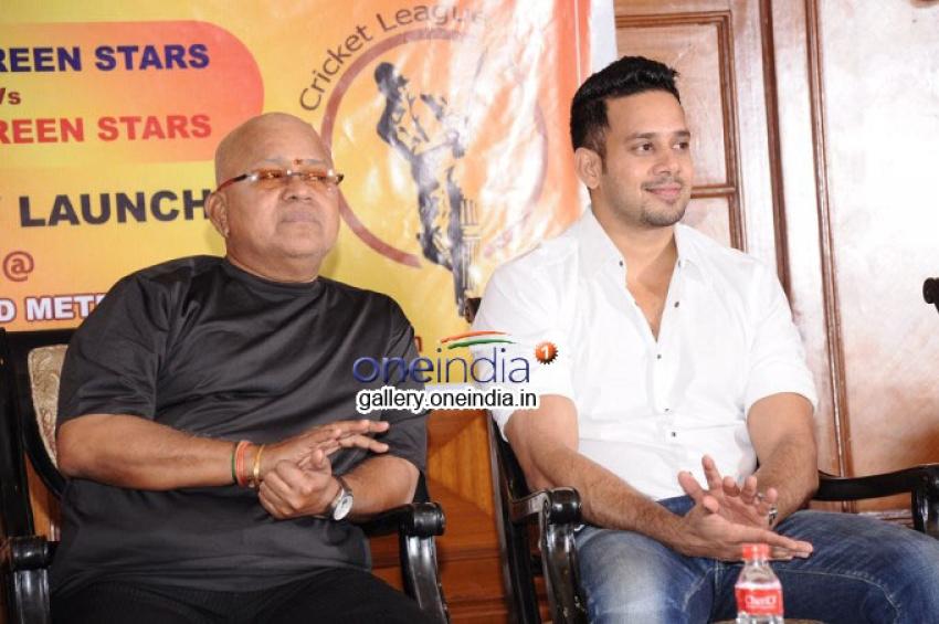 Star Cricket League Jersey Launch Photos