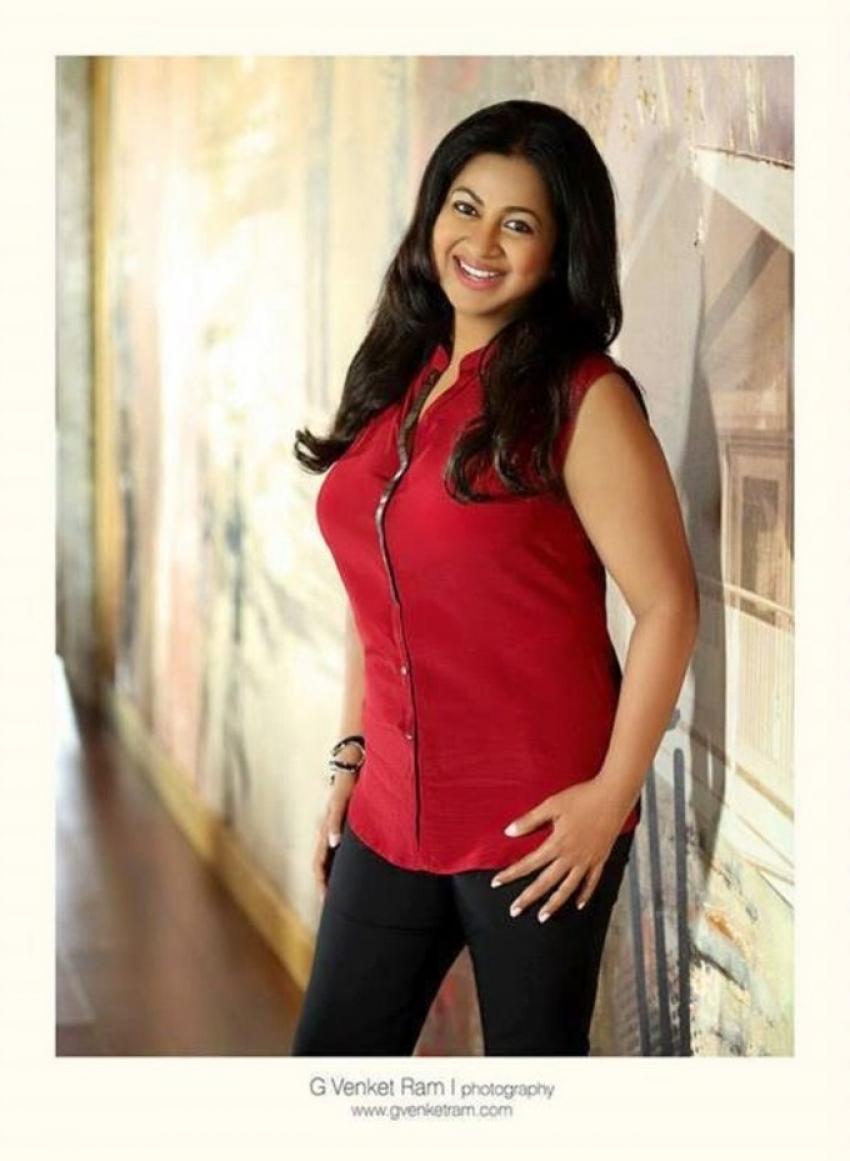 Radhika Sarathkumar Photos
