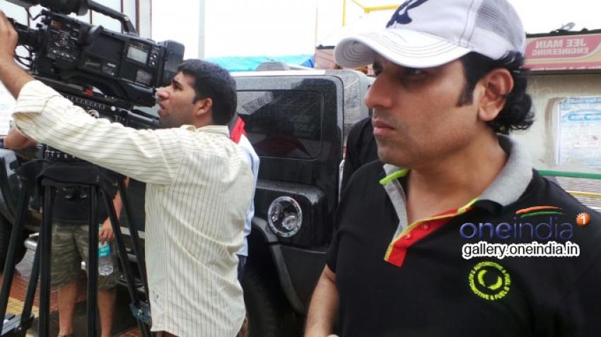 Rajan Verma turns an AD Guru with RADO Watches Photos