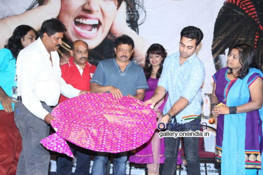 Ice Cream Audio Launch Photos