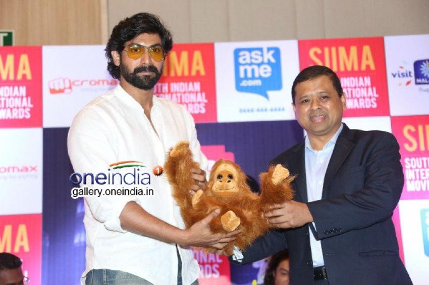 SIIMA Awards Curtain Raiser Press Meet Photos