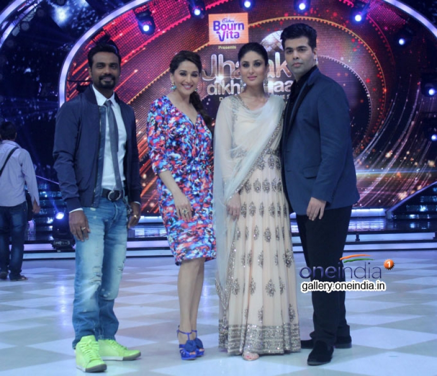 Singham Returns Promotion on the sets of Jhalak Dikhhla Jaa Photos