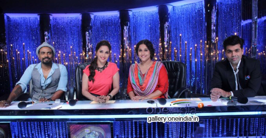 Bobby Jasoos Promotion on the sets of Jhalak Dikhhla Jaa 7 Photos