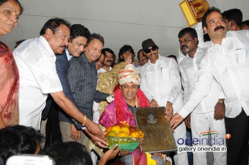 Sa Ra Govindu Birthday and Felicitation to Actor Shivrajkumar Photos