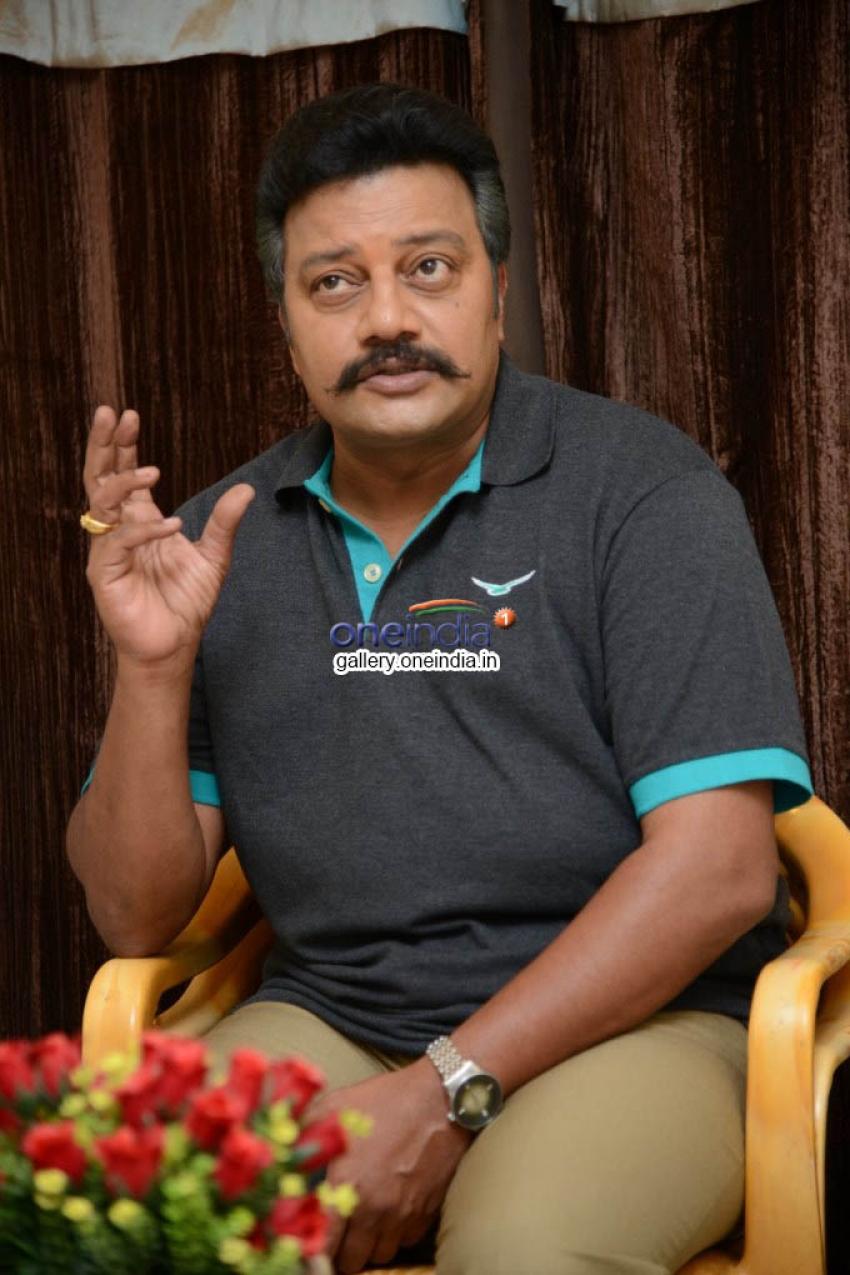 Sai Kumar Birthday Celebration Photos