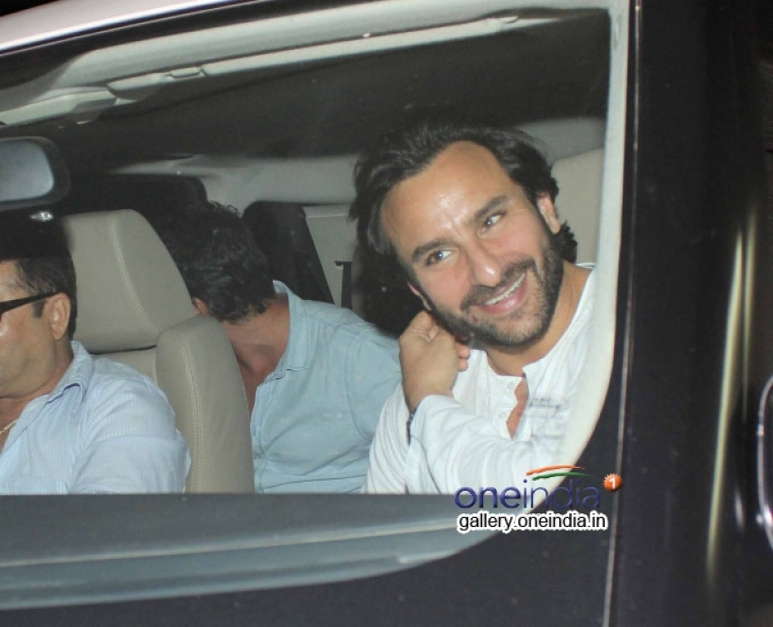 Saif Ali Khan graces the special screening of Lekar Hum Deewana Dil Photos