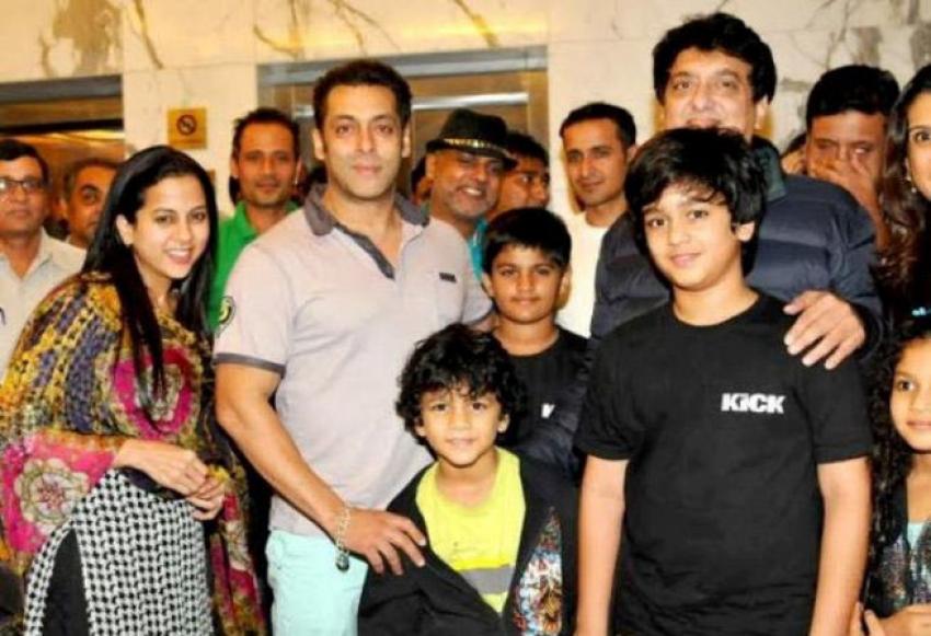 Kick Special Screening at yash Raj Studios Photos