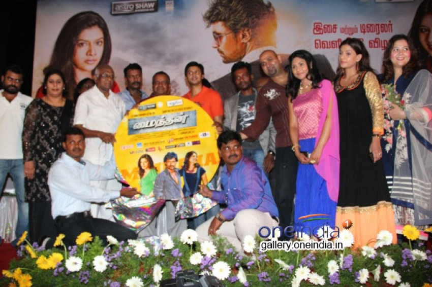 Mainthan Audio Launch Photos