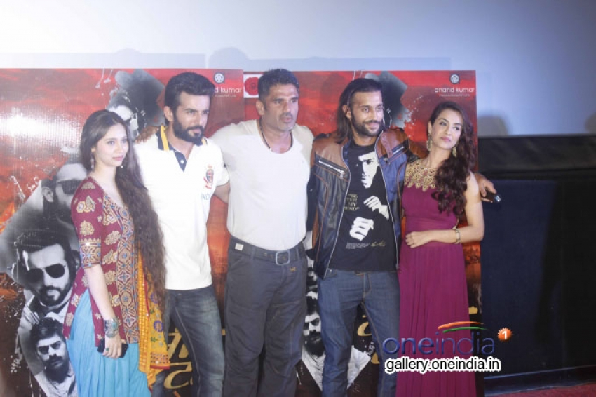Desi Kattey Trailer Launch Photos