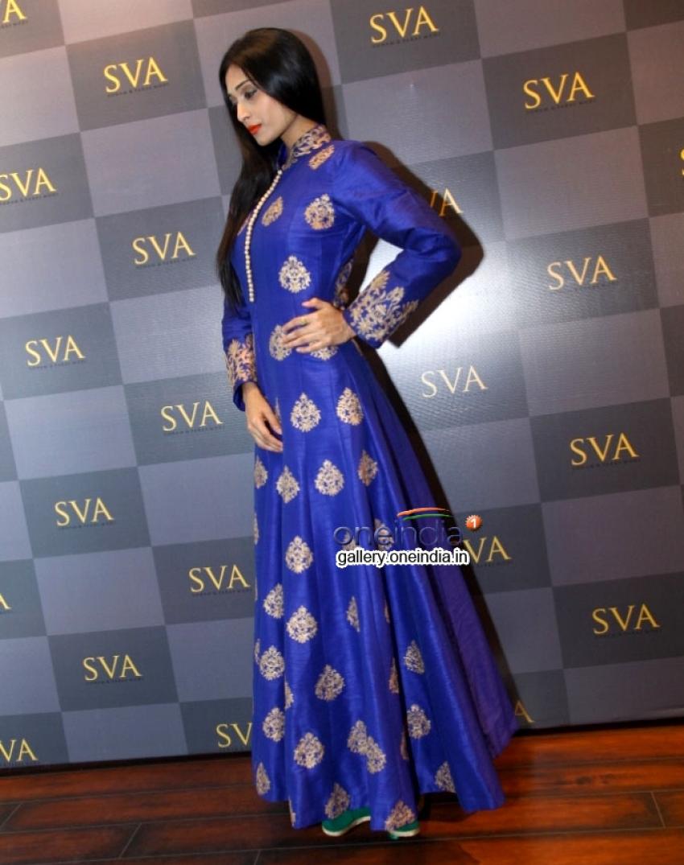 Sonam and Paras Modi Present SVA Photos