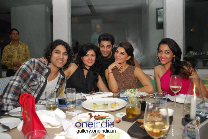 Jacqueline Fernandez at Sonal Sehgal Birthday Dinner Party Photos