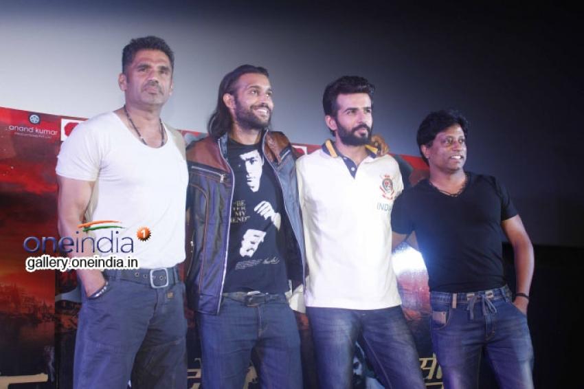Desi Kattey Trailer Launch Photos