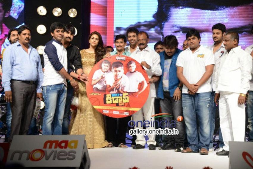 Superstar Kidnap Audio Launch Photos