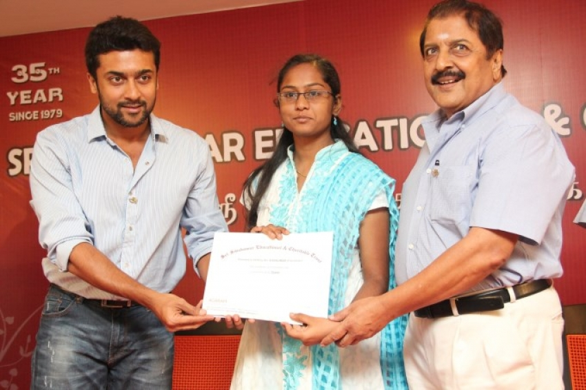 Agaram Foundation 35th Year Prize Distribution Photos