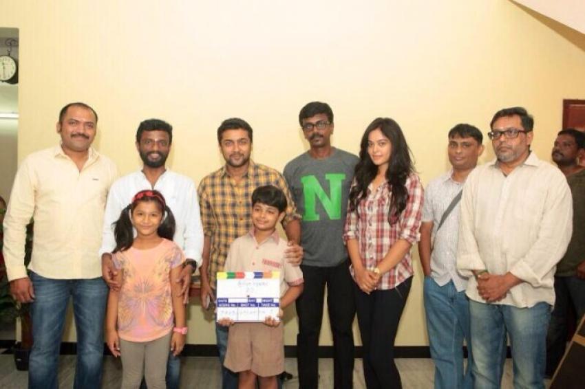 Surya 2D Entertainment Film Launch Photos