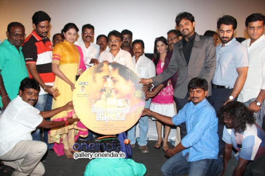 Thottal Thodarum Audio Launch Photos
