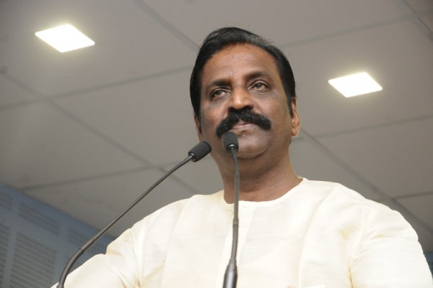 Vairamuthu Press Meet Photos