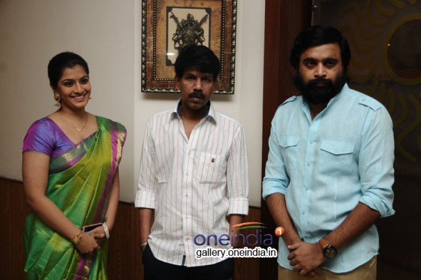 Tharai Thappattai Movie Pooja Photos