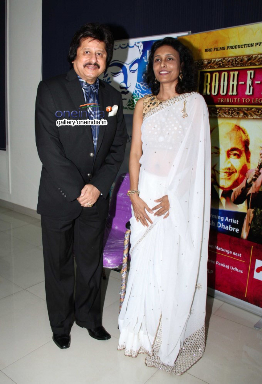 Jitendra at BRD Films Tribute to Mohd. Rafi Event Photos