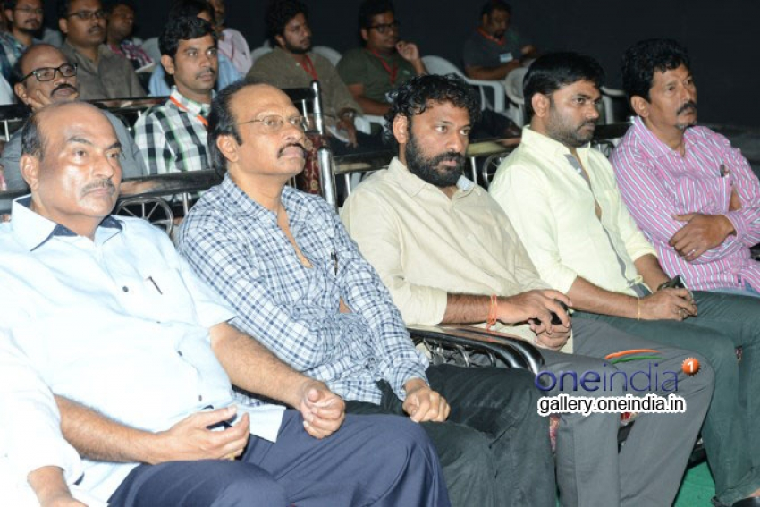 A to Z Film Making Inaugural Press Meet Photos