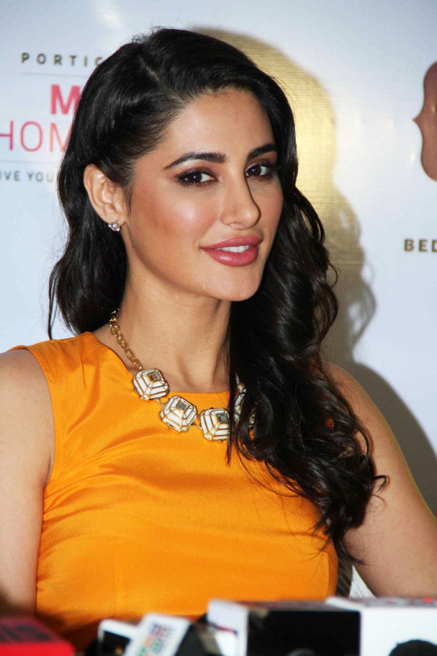 Nargis Fakri Launches Mission Home Fashion Photos
