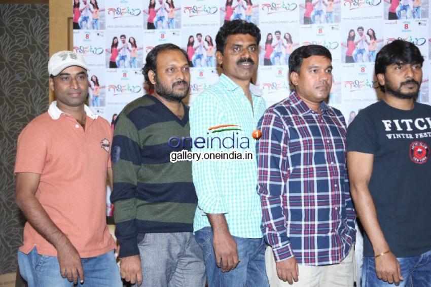 Galipatam Press Meet Photos