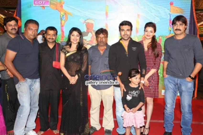 Govindudu Andarivadele Teaser Launch Photos