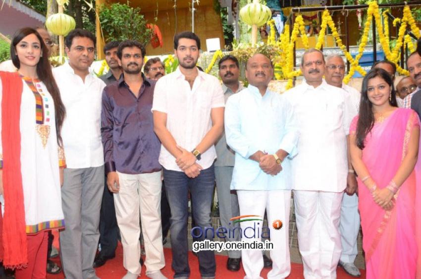 Tippu Movie Launch Photos