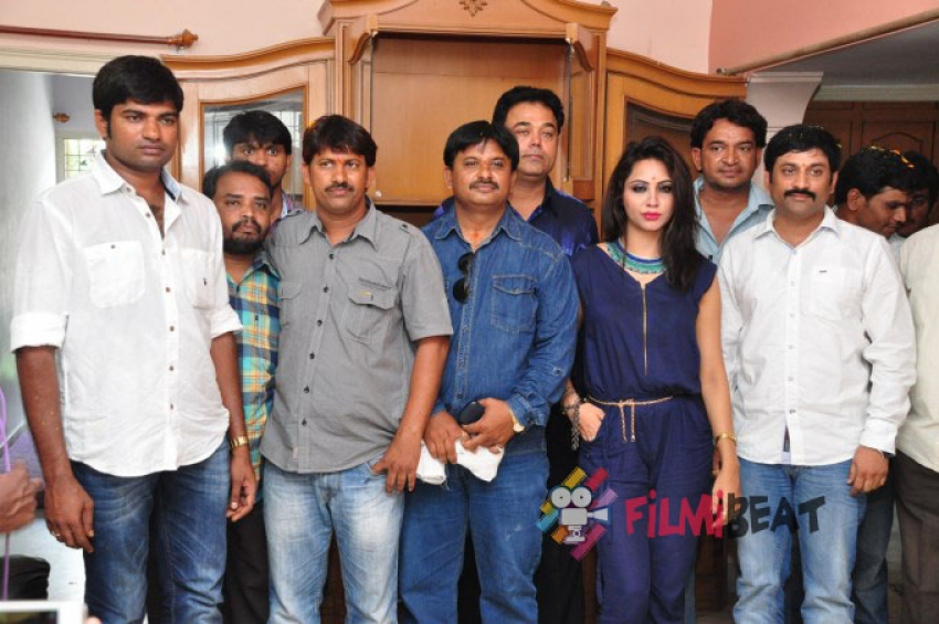 Abhinava Art Movie Launch Photos