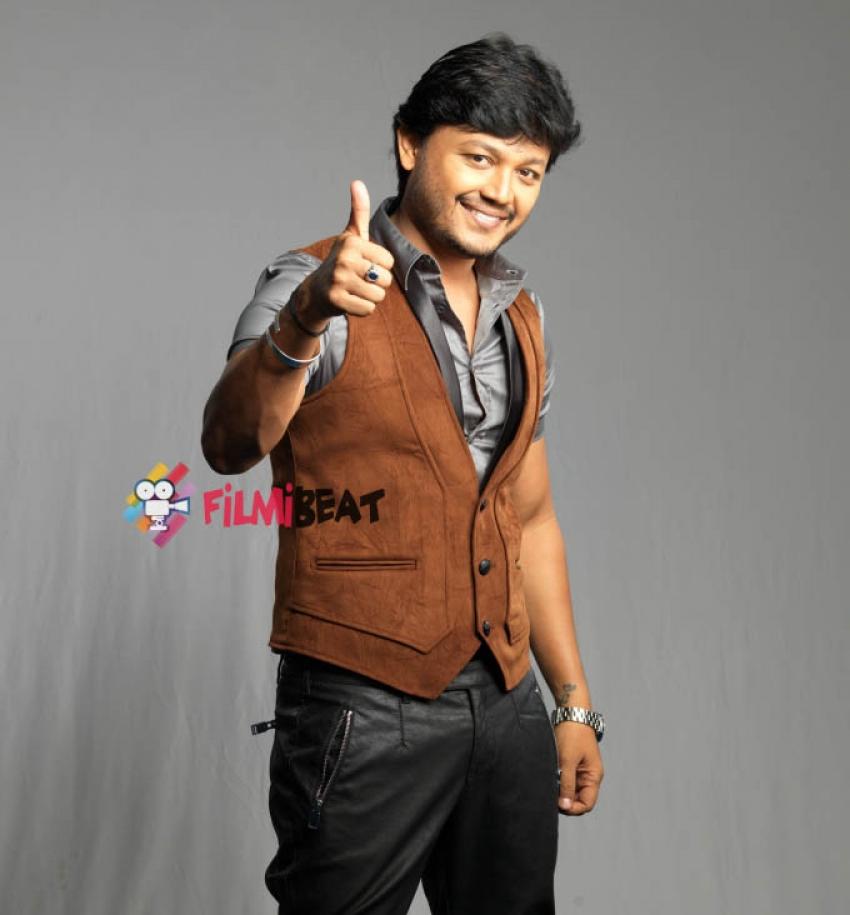 Ganesh (Kannada Actor) Photos