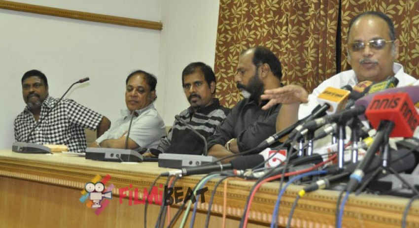 Directors Union Press Meet Photos