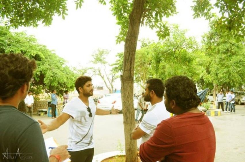 Allu Arjun Short Film - I Am That Change Photos