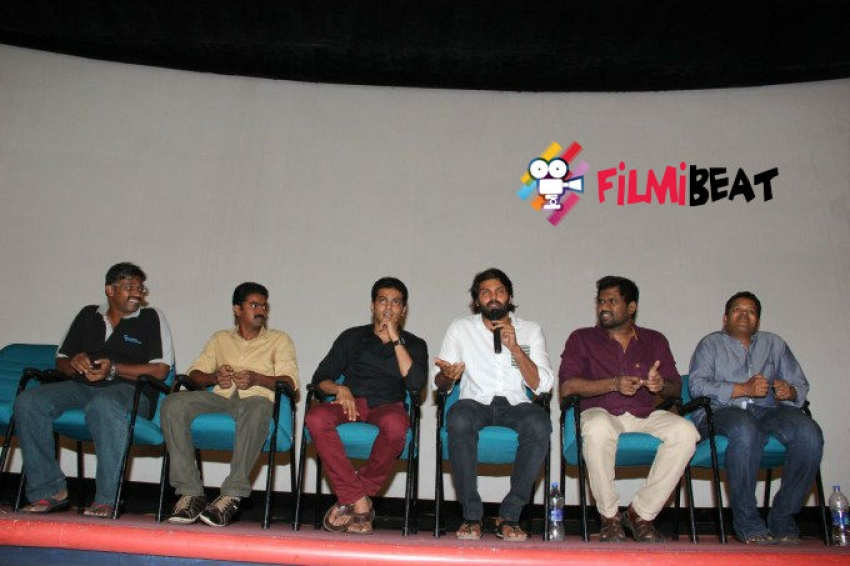 Amara Kaaviyam Press Meet Photos