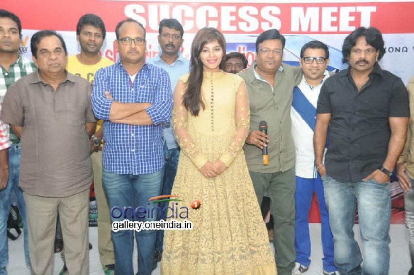Geethanjali Movie Success Meet Photos