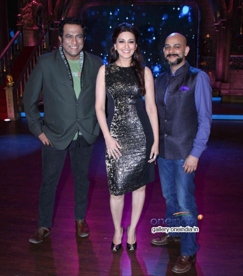 Raja Natwarlal Promotion on the sets of India's Best Cine Stars Ki Khoj Photos