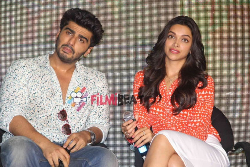 Finding Fanny 'Shake Your Bootiya' Song Launch Photos