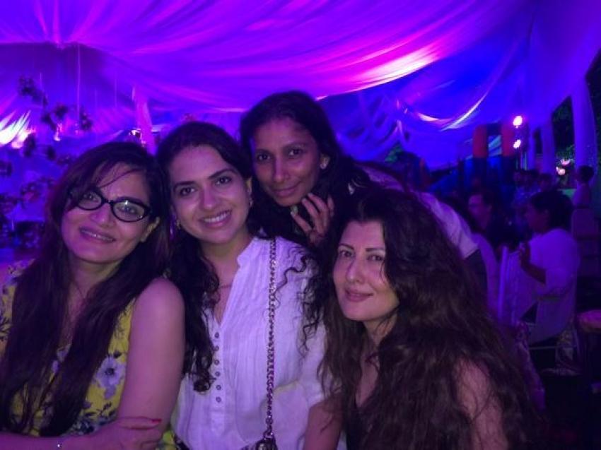 Arpita Khan's birthday bash at her Panvel Farmhouse Photos