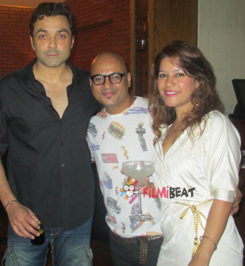 Aalim Hakim's Surprise Birthday Bash by wife Shano Photos