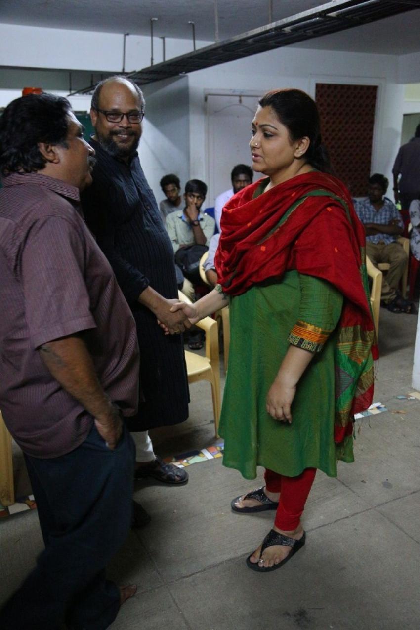 Director K Balachander's son Kailasam Passed Away Photos