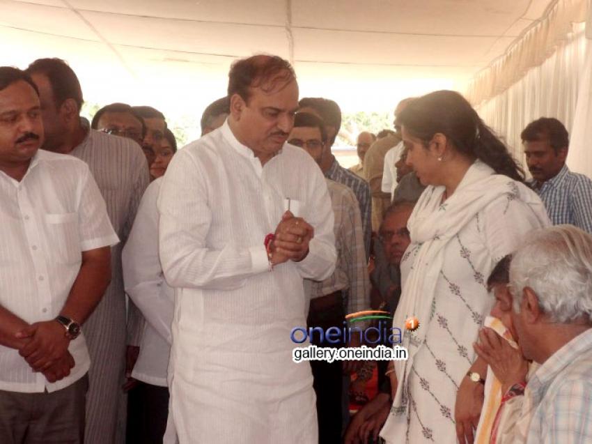 Dr. U. R. Ananthamurthy (1932 - 2014) Photos