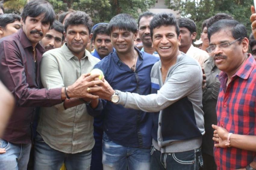 Dr Vishnuvardhan Cricket Cup 2014 Tournament Inaugaration Photos
