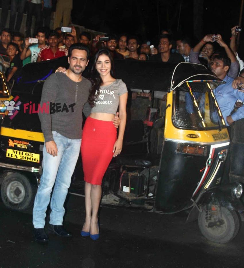 Raja Natwarlal Special screening for auto rickshaw drivers Photos