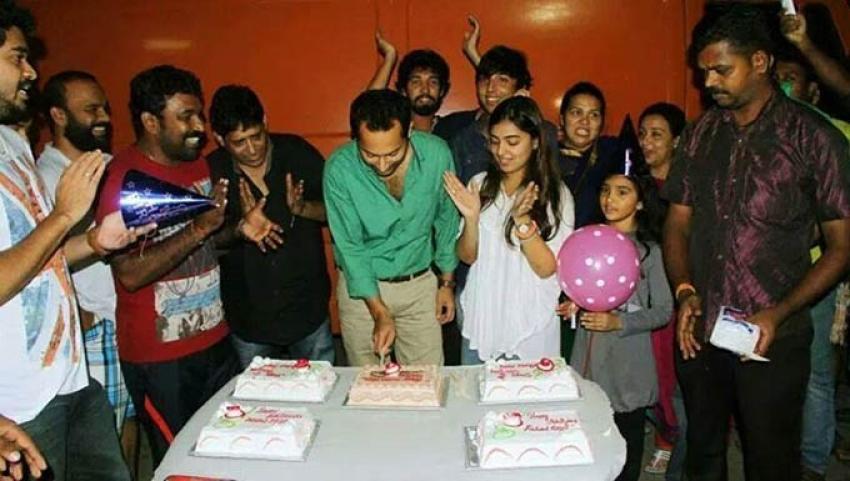 Fahad Fazil Birthday Celebration Photos