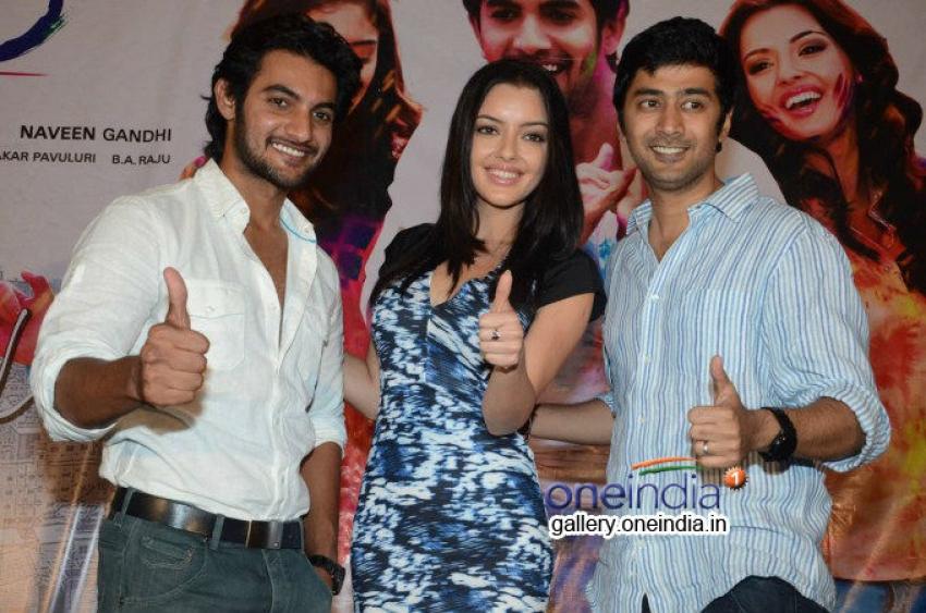 Galipatam Success Meet Photos