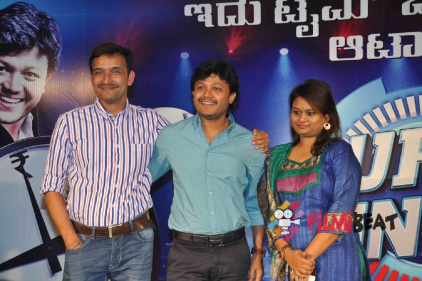 Super Minute reality show launches Photos